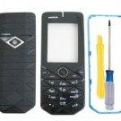 Nokia 7500 Black Housing Shell Cover + KEYPAD TOOL
