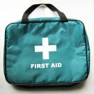 First Aid Bag Empty 4 Pouch Bag Dark Green
