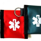 CPR Face Shield In Keyring Pouch Free Shipping