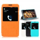 Slim Time View Flip Case Cellphone Cover For Samsung Galaxy Note 3 N9000