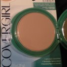 Cover Girl Clean Powder: Creamy Beige 250