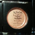 NYX Chrome Eyeshadow: Barely There 49 (loose powder) New in Package
