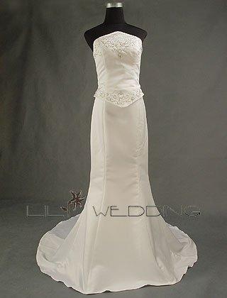 Elegant Wedding Dress - Style LWD0009