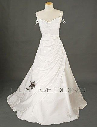 Lilywedding Designer Wedding Dress - Style LWD0005