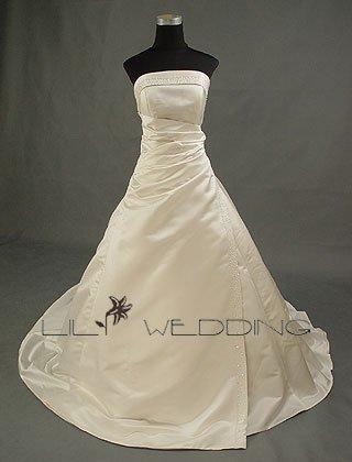 Unusual Wedding Dress - Style LWD0010