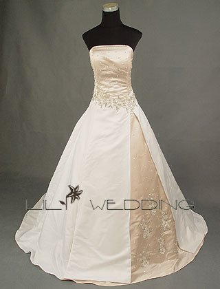 Couture Wedding Dress - Style LWD0011