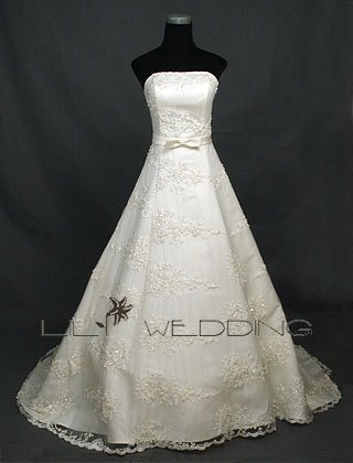 Discount Bridal Dress - Style LWD0024