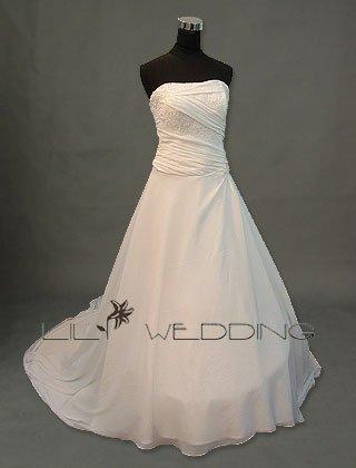 Designer Bridal Dress - Style LWD0029