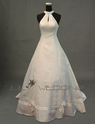 Vintage Style Bridal Dress - Style LWD0030
