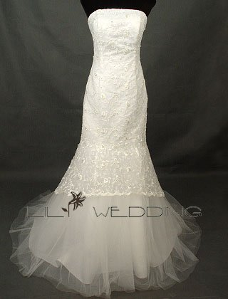 Bridal Wedding Dress - Style LWD0031