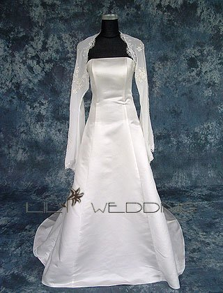 Beautiful Wedding Gown - Style LWD0034