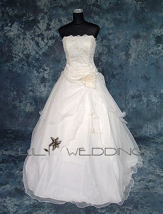 Cheap Wedding Gown - Style LWD0035