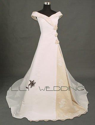 Fairytail Wedding Gown - Style LWD0045