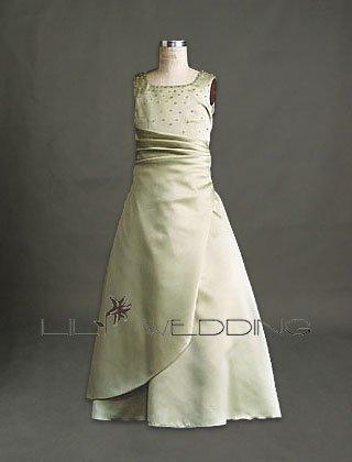 Cheap Flower Girl Dress - Style LFG0004