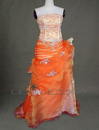 Bridesmaid Dress Online - Style LED0005