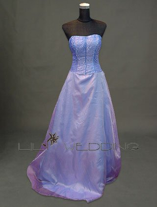 Sweetheart Neckline Bridesmaid Dresses - Style LED0007