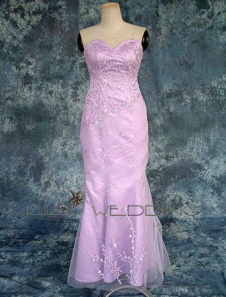 Affordable Bridesmaid Dresses - Style LED0011