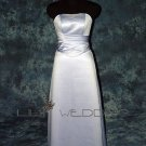 Strapless Bridesmaid Dress - Style LED0020