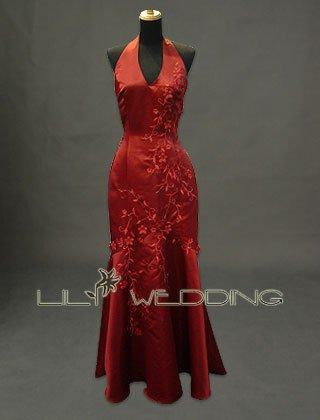 Mermaid Bridesmaid Dress - Style LED0025
