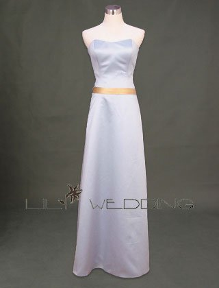 Sweetheart Neckline Bridesmaid Dress - Style LED0027