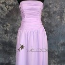 Knee Length Ball Gown - Style LED0067