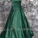 Crystal Beading Bridesmaid Dress - Style LED0071