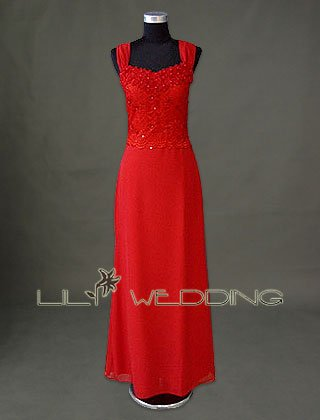 Formal Evening Dress - Style LED0087