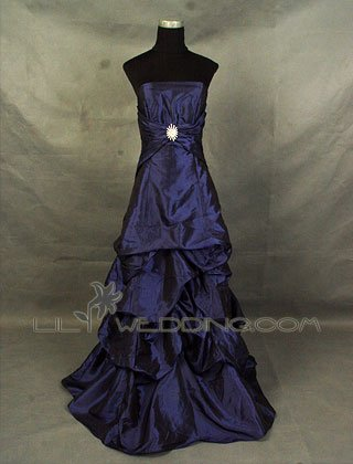 Formal Prom Dress - Style LED0128