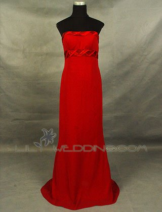 Red Prom Dress - Style LED0129