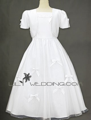 Discounted Flower Girl Dress - Style LFG0021