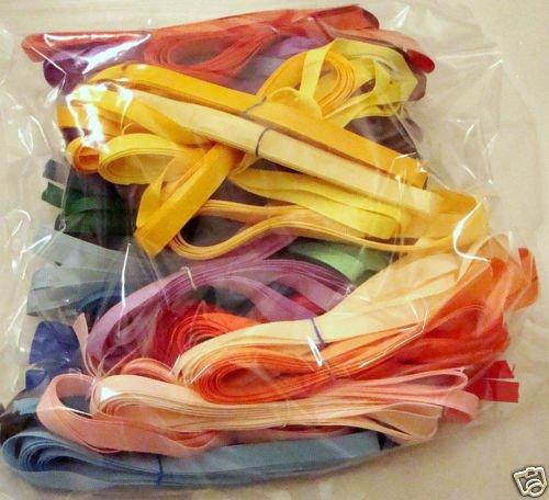 50YD 3/8 Solid grosgrain ribbon  KORKER Scrapbook Craft