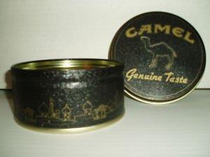 Camel Genuine Taste Tin