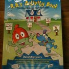 R.B.'s Activity Book by NAPNAP & the Makers of Lysol - Learn Healthy Habits