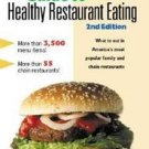 Guide to Healthy Restaurant Eating by Hope S. Warshaw (2002, Paperback)