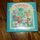 Treasury of Virtues : Courage, Love, Honesty (1996, Hardcover)