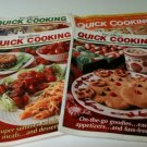 Taste Of Home's Quick Cooking - Lot of 5 - 1999, 2000, 2006 & Collectors Edition