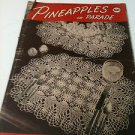 Vintage J&P Clarks Pineapples on Parade Book No. 241 (1948) FREE SHIPPING