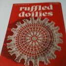 "Vintage Ruffled Doilies - Star Doily Book NO. 95 - (1952) - ""Piece of Americana"