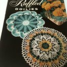 Vintage Star Doily Book #143 -Ruffled Doilies- (1950's)- Nice piece of Americana