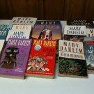 Lot-16 Mary Daheim Hardback/Paperback Novels(The Alpine Series/Bed  Breakfast)