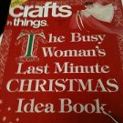 Lot of 4 CRAFTS n THINGS Magazines - 1989 & 1990