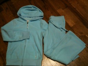 Girls Old Navy Velour Pants & Hoodie Jacket - Size Small- NWOT