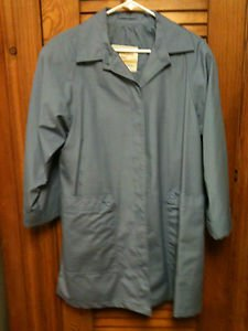 London Fog Lightweight Coat / Rain Coat Size 14 Regular