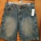 Boys Duckhead Blue Jeans Shorts - Size 12H - New with Tags
