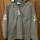 Ladies Womens SM2 Hooded Heavy Coat/Jacket Size Large NWT