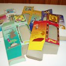 Boxes for Disney Collectible Burger King Glasses