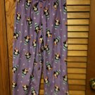 Girls Penguin Lounge Sleep Pants - Size S (6-6X)