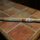 "Solid Wood Dough Roller Rolling Pin by Kitchens Works NWT (1 1/2"" diameter)"