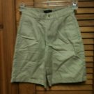Youth Boys cXs 21 Khaki School Uniform Pleated Shorts Size 10 -- New With Tags