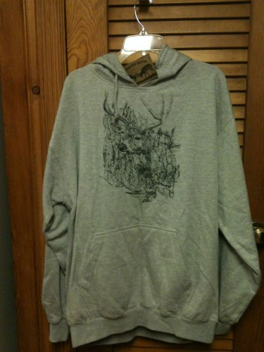 Mens Buckhorn River XL Hoodie -New With Tags